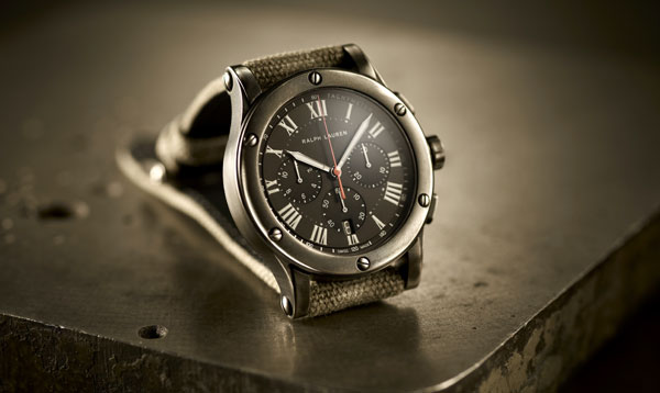 Ralph Lauren   When watchmaking turns time upside down - Great ... 6a9756176020c