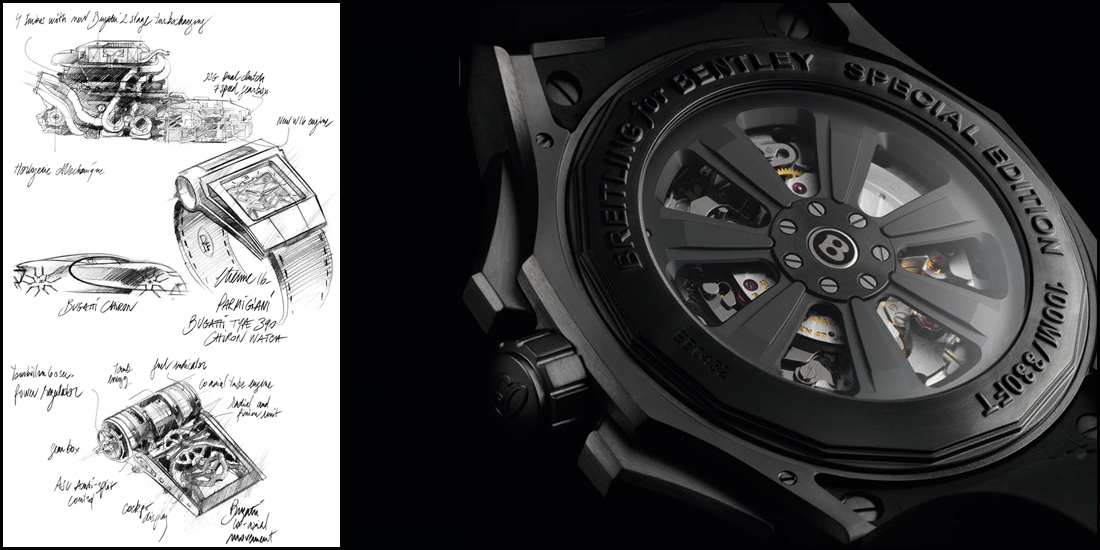 Breitling for bentley couv