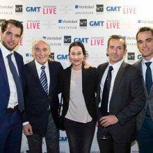 Bertrand Meylan (MELB), Carlo Lamprecht (GPGH), Carine Maillard (GHPG), Brice Lechevalier (GMT Publishing), Edouard Meylan (H. Moser)11