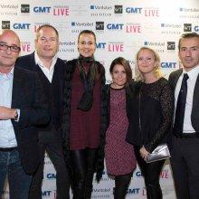 Pascal Brandt (Bulgari), Eric Dumatin (TimeCrafters), Nicole Boghossian (Bulgari), Chiara Albanese (Bulgari), Laetitia Hirshi (Bulgari), Brice Lechevalier (GMT Publishing)57