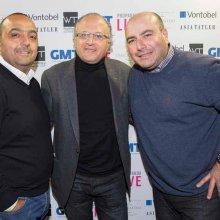 Rabah Naja, Hussein Moghrabi, Fadi Jamil (GMT Middle East)63
