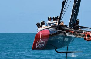 americas cup omega