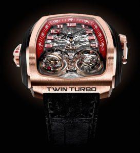 Jacob&Co. Twin Turbo
