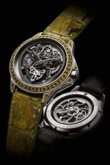 ARTYA Chrono Tourbillon Monopusher Full Engraved
