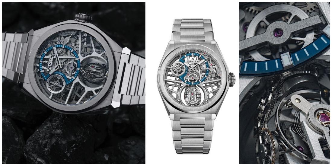 Zenith Defy Zero G – Great Magazine of Timepieces